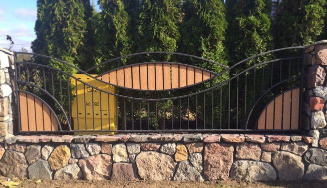 ogrodzenia kompozytowe
