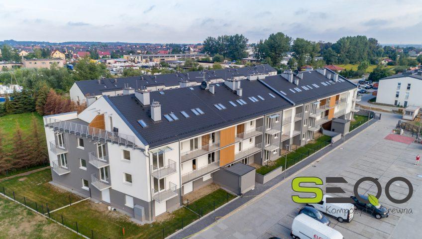 Sztachety kompozytowe na balkon Wrocław
