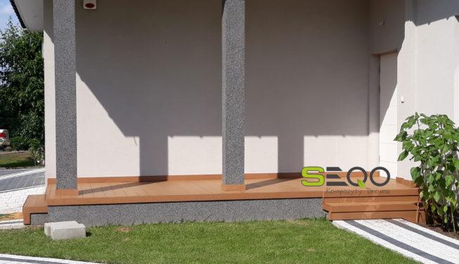 Deska tarasowa kompozytowa SEQO Standard