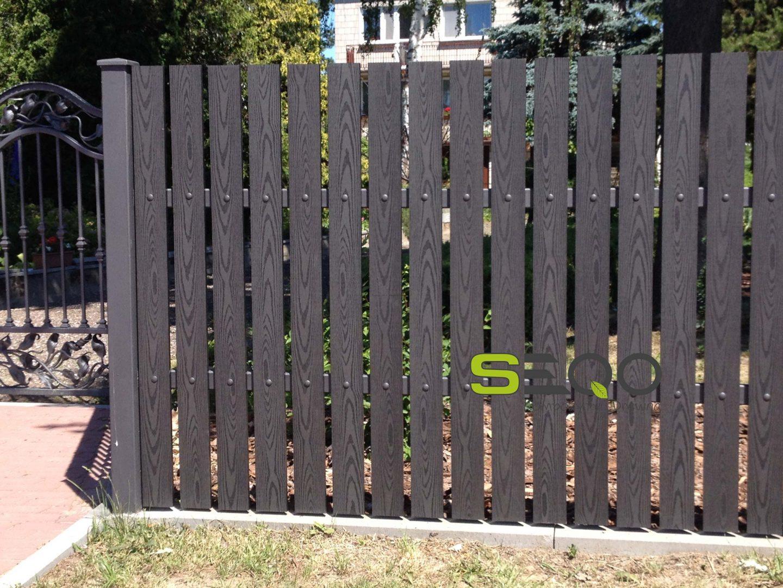 Instrukcja montażu deski ogrodzeniowej SEQO Standard