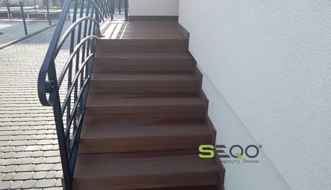 Taras kolor drewno naturalne SEQO Intensive