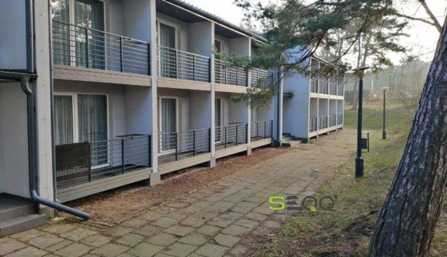 Balkony z deski kompozytowej