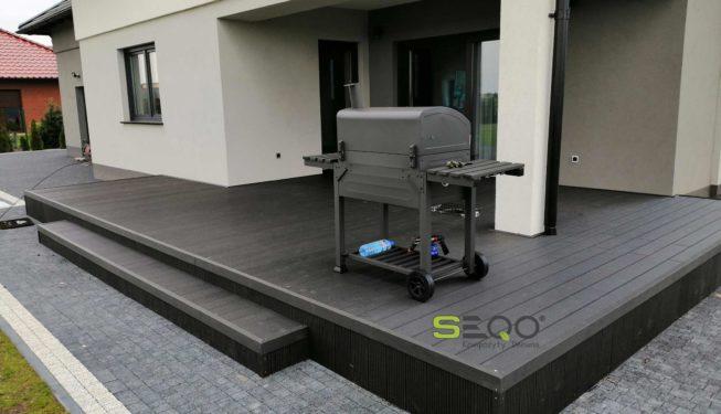 Deski tarasowe kompozytowe SEQO Standard