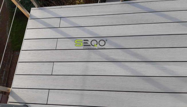 Kompozytowe deski tarasowe SEQO Premium