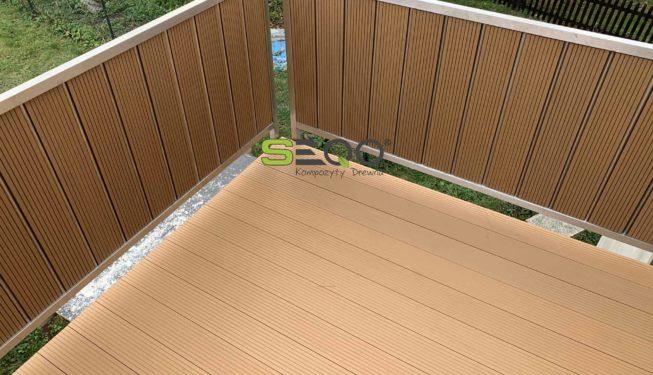 Balkon deski kompozytowe SEQO Standard