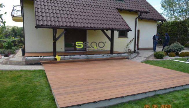 Taras i deski kompozytowe SEQO Premium