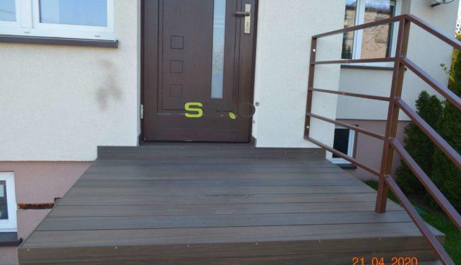 Efektowne schody z kompozytów SEQO - Realizacja 183