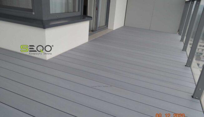 SEQO Premium jasnoszary - Realizacja 204