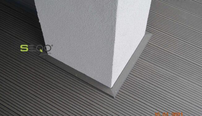Deski SEQO na balkon - Realizacja 206