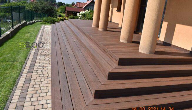 Modernizacja schodów